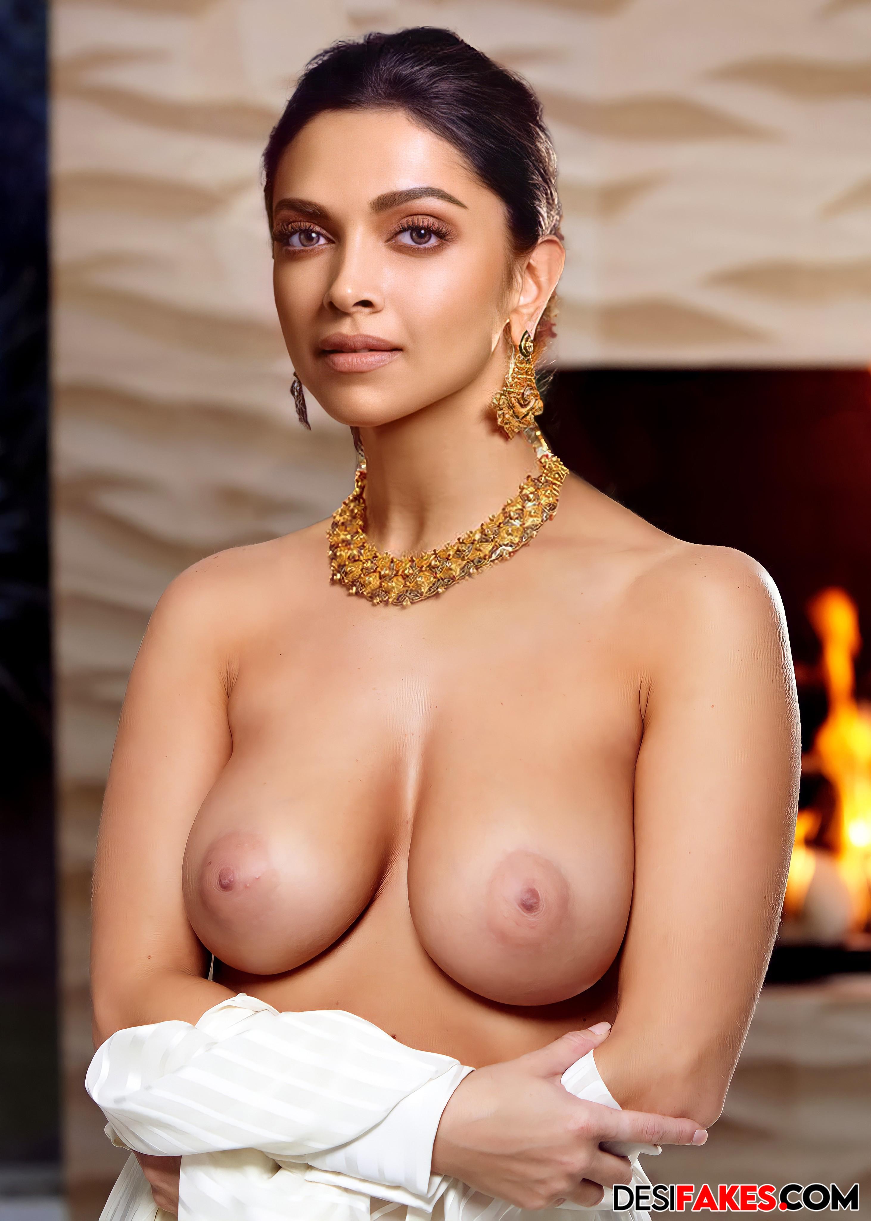 deepika padukone nude boobs