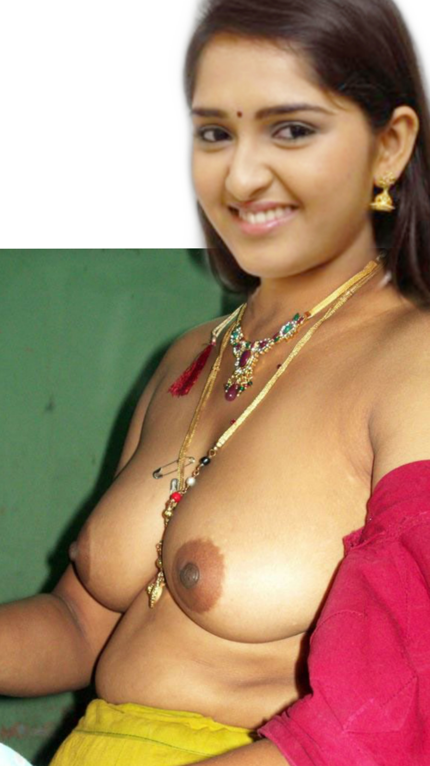 Sanusha big boobs